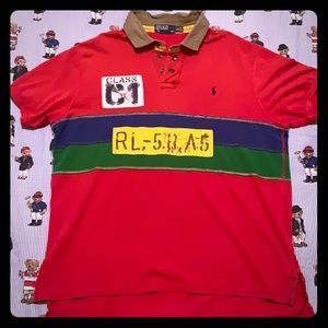Polo Short Sleeve River Rugby